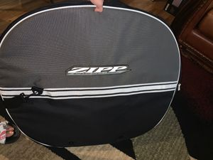 Zipp Speed Weaponry Padded Double Wheel Bag $$ NEW for Sale in Valley Stream, NY
