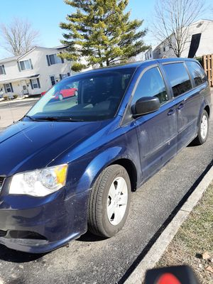 2013 dodge caravan stow and go for Sale in Centerville, OH