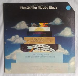Vinyl - Music - Album - Moody Blues – This is the Moody Blues for Sale in Woodstock, IL