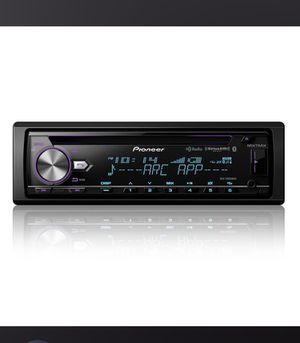Pioneer DEH-X8800BHS **BRAND NEW*CD*BLUETOOTH*SIRUS-XM READY for Sale in Long Beach, CA