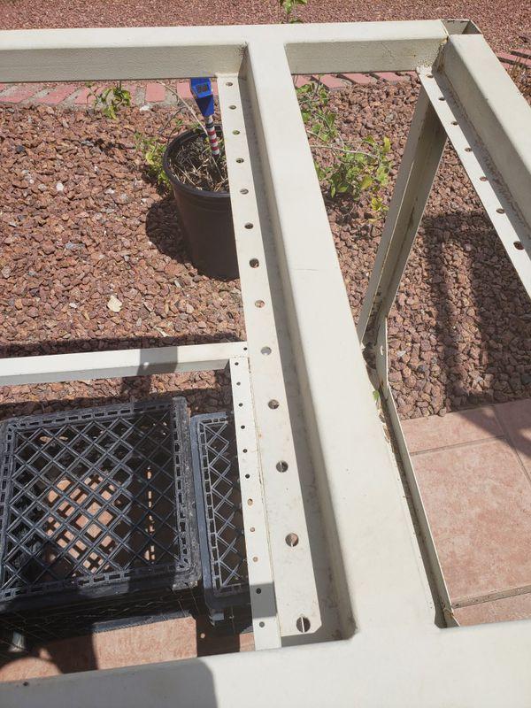 Heavy Duty Steel Shelving