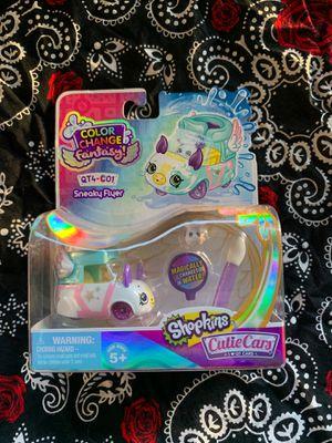 Brand new Color change Shopkins for Sale in Elk Grove, CA