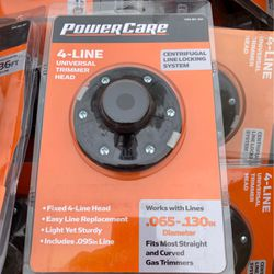 Power Care 4-Line Universal Trimmer Head for Sale in Diamond Bar,  CA