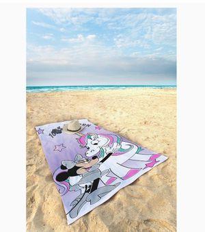 Toalla de playa unicornio minni mause for Sale in Silver Spring, MD