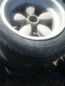 American Racing Vintage Wheels Chevelle Nova Skylark Cutlass GTO for Sale in La Puente,  CA