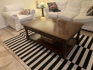 Restoration Hardware coffee table for Sale in San Diego, CA