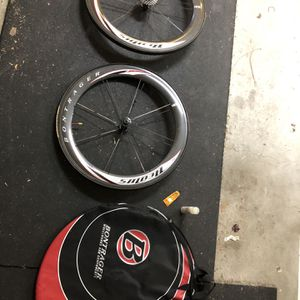 Bontrager Tubular Carbon Race Wheels for Sale in Berkeley, CA
