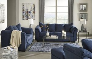 Brand New (Sofa + Love Seat) ONLY $54 DOWN for Sale in Duncanville, TX