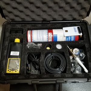 NEW INDUSTRIAL SCIENTIFIC M40 MULTI GAS MONITOR DETECTOR KIT for Sale for sale  Nampa, ID