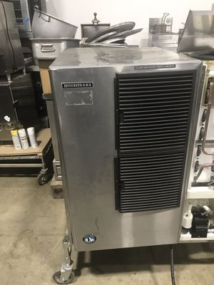 Clean ice machine for sale Hoshizaki ice machine for Sale in Seat Pleasant, MD