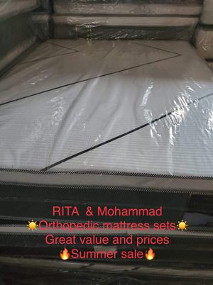 Brand new Orthipedic Mattress Sets for Sale in Des Plaines, IL