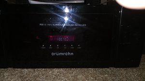 Orumrohn R50 5.1 A/V Suroundsound suround receiver for Sale in Phoenix, AZ