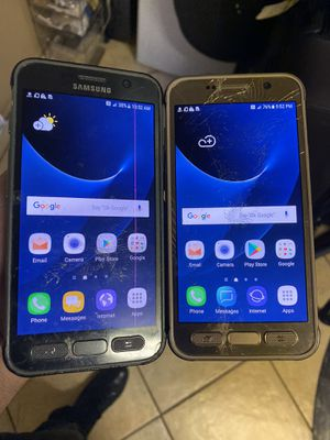 S7 active any carrier working for Sale in Bellflower, CA