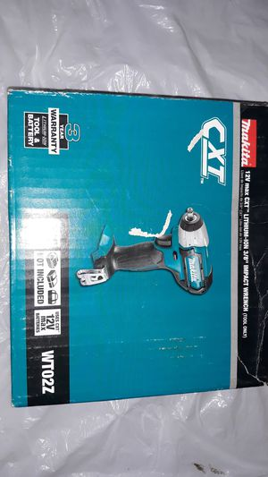 "Makita 12V 3/8"" Impact Wrench for Sale in Baltimore, MD"