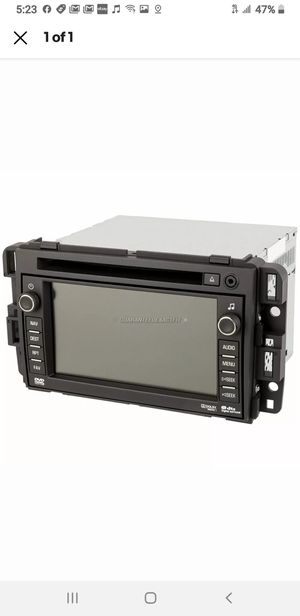 2008 - 2009 SUBURBAN/ TAHOE DVD/NAV SYSTEM (PART # 20807044) OEM for Sale in Ceres, CA