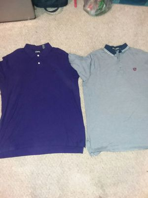 Polo Ralph Lauren and Chaps Ralph Lauren both XL for Sale in Odenton, MD