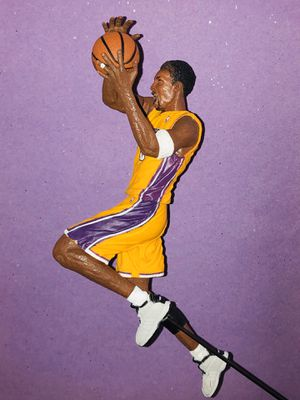 KOBE BRYANT ACTION FIGURE for Sale in Burbank, CA