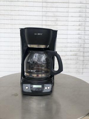 Mr Coffee 12 cup coffee maker for Sale in Los Angeles, CA