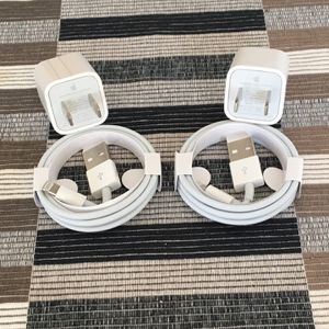 Apple iPhone X 8 7 6 5 Charger Set for Sale in Glendora, CA