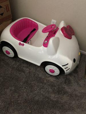 Hello kitty car for Sale in Rialto, CA
