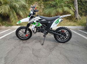 SYX moto 50cc dirt bike for Sale in Los Angeles, CA