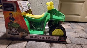 Jurassic World 6V ride on for Sale in St. Cloud, FL