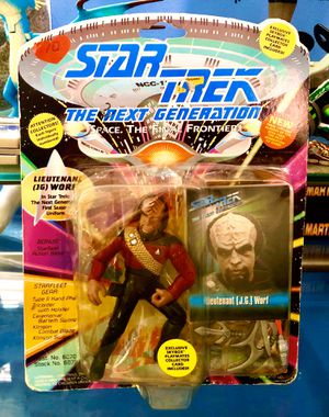 Star Trek Action Figure Collectibles for Sale in Longwood, FL