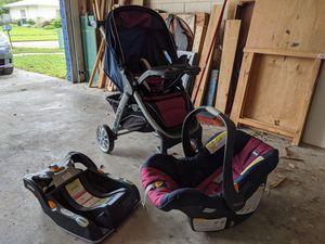 Chicco bravo 3 in 1 stroller for Sale in Tampa, FL