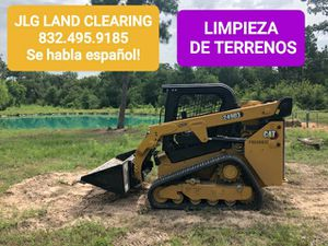 LIMPIEZA DE TERRENO for Sale in Tomball, TX