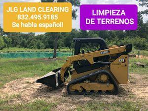 LIMPIEZA DE TERRENO for Sale in Tomball, TX