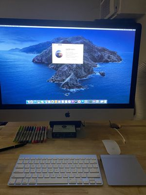 """Late 2012 iMac 27"""" for Sale in Ontario, CA"""