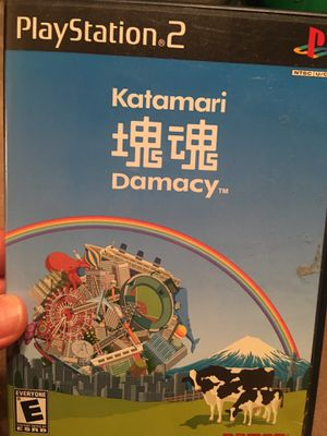 Katamari Damacy (PS2) for Sale in Fairfax, VA