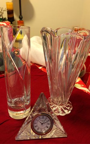 Crystal for Sale in Gaithersburg, MD