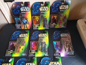 1995 Star Wars Toy & Card Collection - BRAND NEW IN BOX for Sale in San Leandro, CA