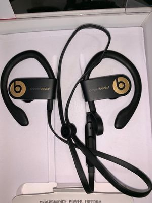 Powerbeats 3 Lebron edition for Sale in Rockville, MD