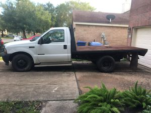 Ford F-350 Flatbed 7.3 Diesel for Sale in Stafford, TX