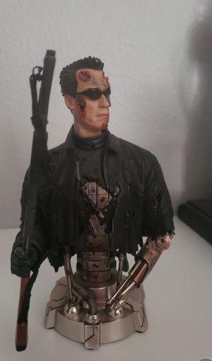 Rare Terminator 3 limited edition statue for Sale in Las Vegas, NV