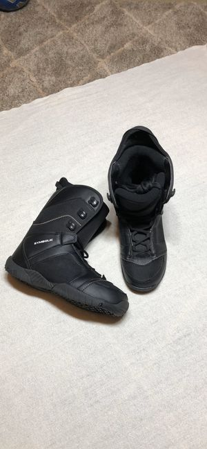 Symbolic Snowboard Boots Sz 13 for Sale in Vancouver, WA