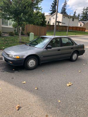 1990 Honda Accord for Sale in Renton, WA