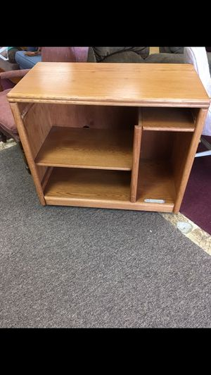 Tv stand on wheels for Sale in Big Rapids, MI