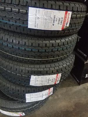 St205 75 14 brand new trailer tires $45 for Sale in Phoenix, AZ