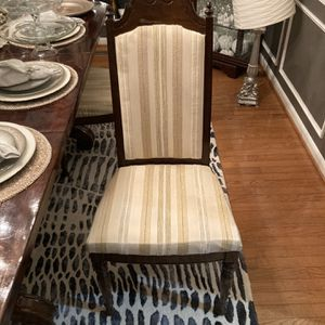 Vintage Chairs ( Set Of 8) for Sale in Leesburg, VA