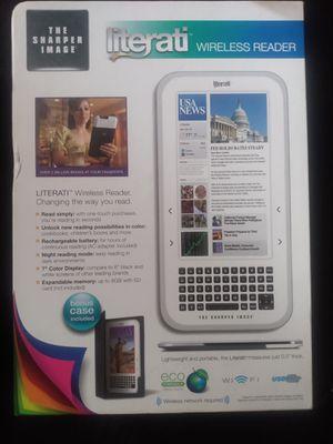 Wireless Reader Literati for Sale in San Bernardino, CA
