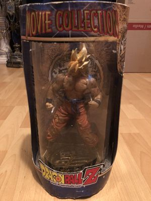 Dragon Ball Z Battle Damaged Goku for Sale in Raeford, NC