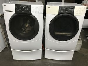 Washer and Dryer👀💞 Kenmore for Sale in Paramount, CA