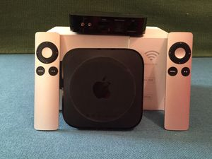 Apple TV 2/3 generation X2 for Sale in West Hollywood, CA