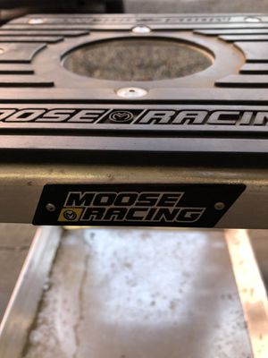 Moose Racing Dirt Bike Stand for Sale in Portland, OR
