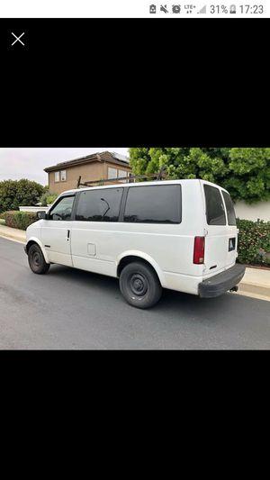 2000 Chevrolet Astro Passenger,Cargo Van, Camper Van,Travel Van,Mobile Home for Sale in Anaheim, CA