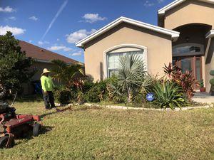 Se arreglan jardines estimado gratis for Sale in Auburndale, FL