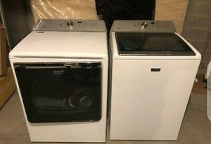 Maytag Bravos Washer & Dryer (Lightly Used) for Sale in New York, NY
